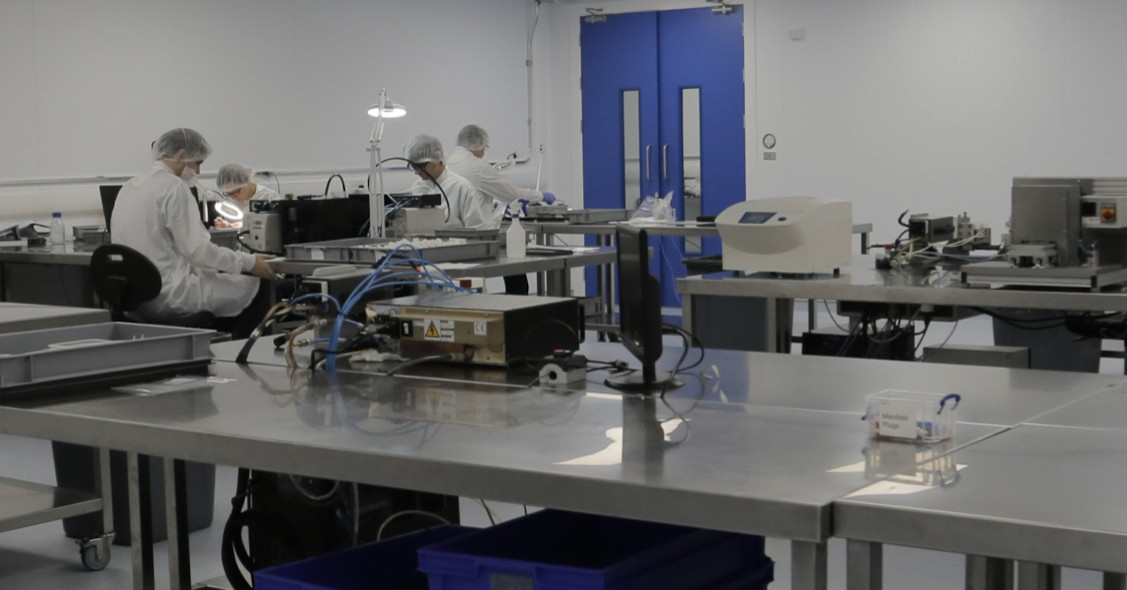 Free Cleanroom Facility Available to Help in the Covid-19 Battle