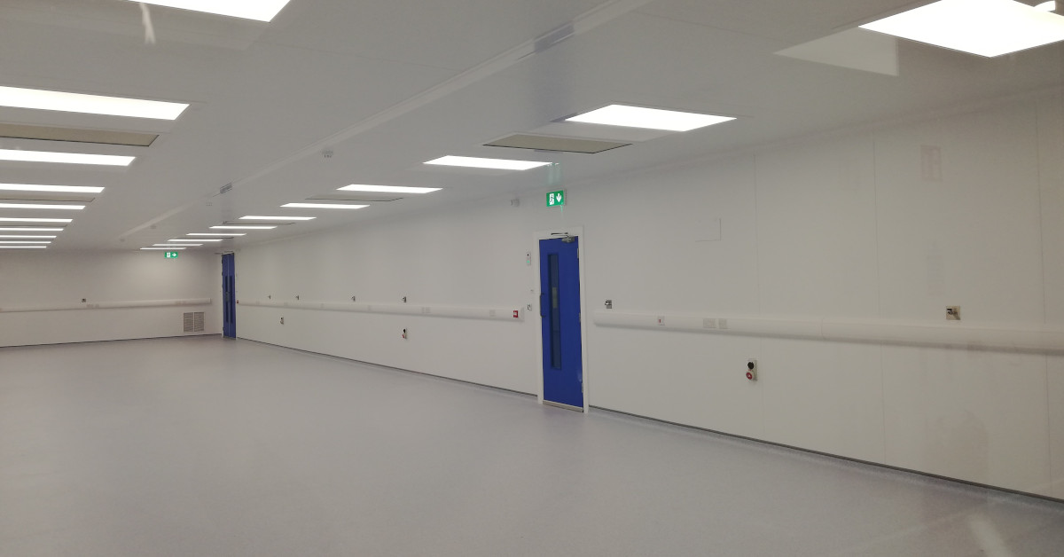 Opening of a New Cleanroom in Our Sligo Medical Device Manufacturing Facility
