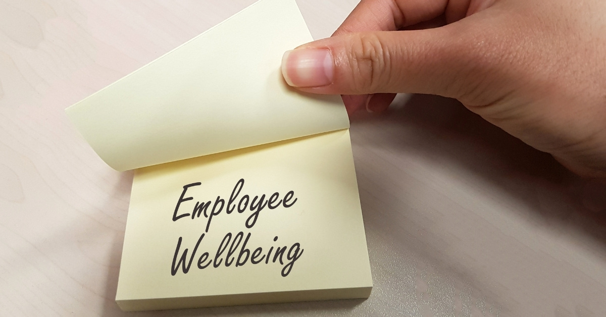 Workplace Wellbeing Workshop Held at Arrotek