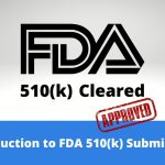 What is an FDA 510(k) Submission