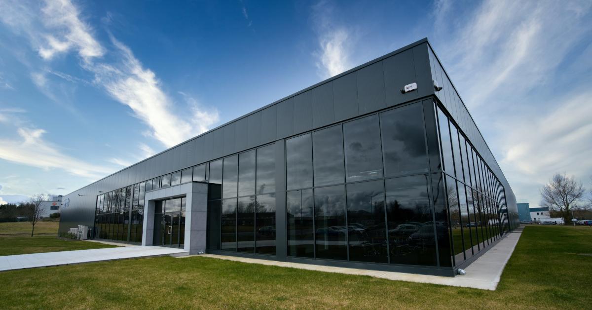 Arrotek building exterior
