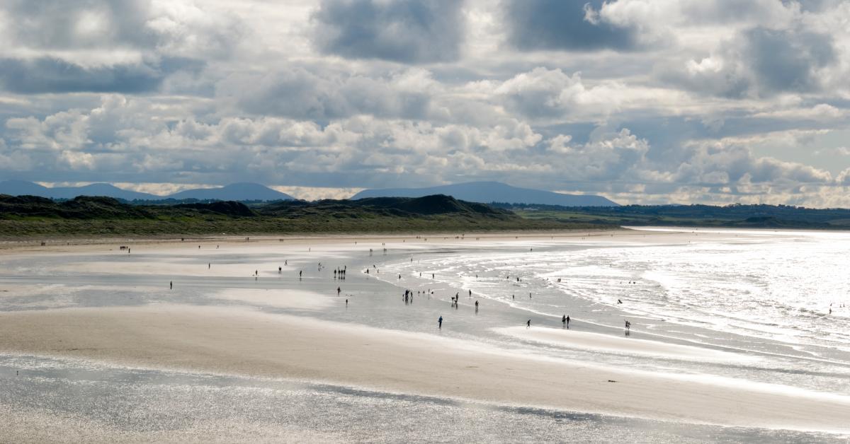 Sligo beach view